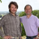 Yannick et Benoît Amirault